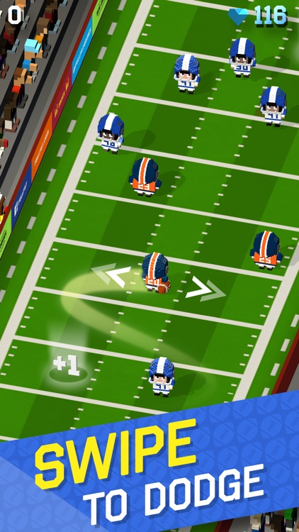 Blocky Football screenshot-0
