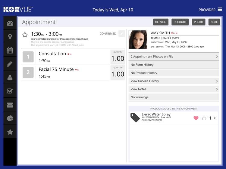 KORVUE Provider screenshot-3