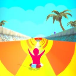 Ketch Aqua Slide