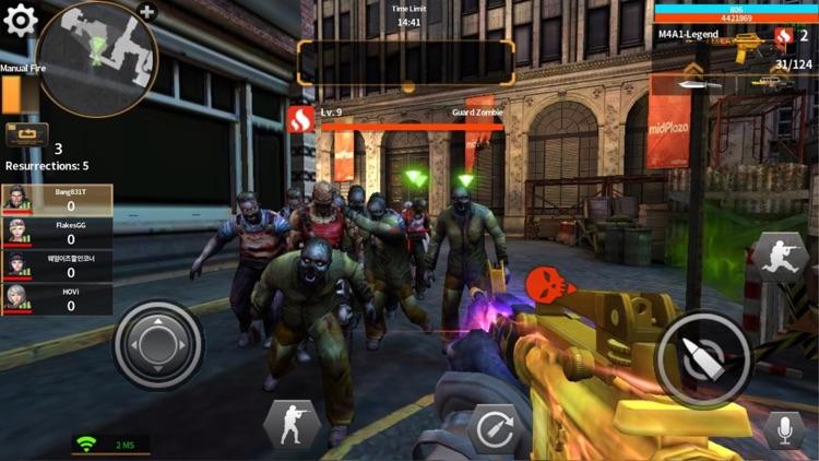 Fatal Raid - No.1 Mobile FPS screenshot-4