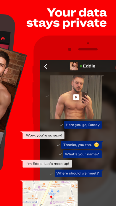 SCRUFF - Gay Dating & Chat Screenshot