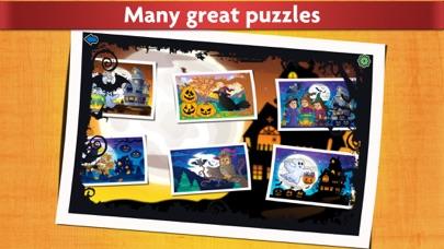 Halloween Kids Jigsaw Puzzles screenshot one