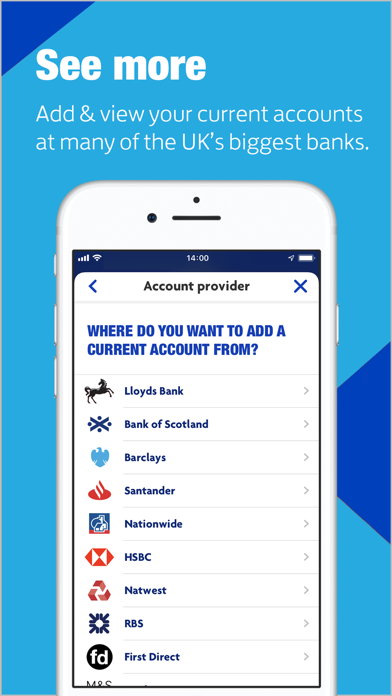 Halifax Mobile Banking by Lloyds Banking Group (iOS, United