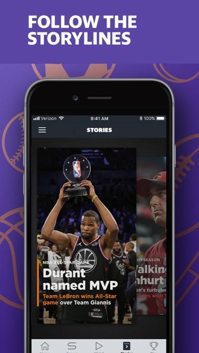 Yahoo Sports: Scores & News-1