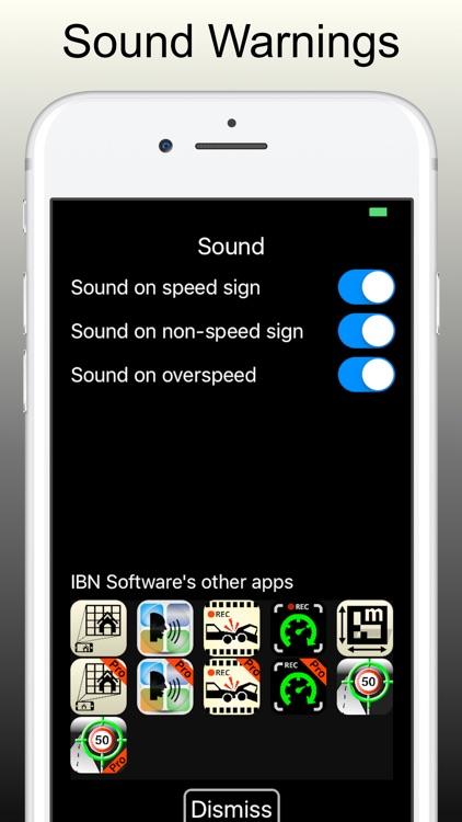 Speedo Pro - Speed limit cam screenshot-3