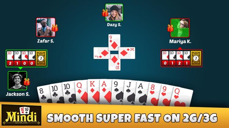 Mindi Multiplayer - Card Game screenshot-3