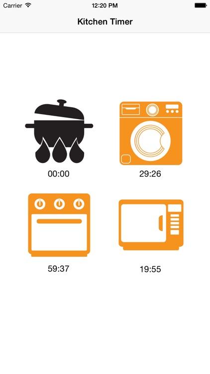 Kitchen Timer ( Alarm )