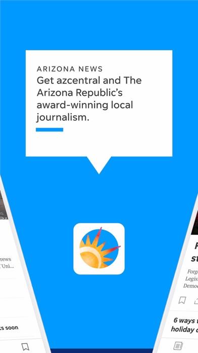 azcentral Screenshot