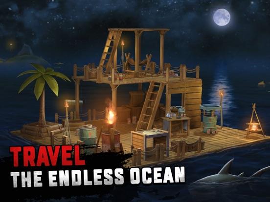 Raft Survival - Ocean Nomad screenshot