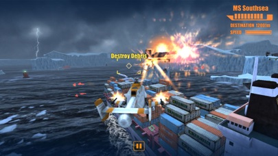 Screenshot from Ace Maverick