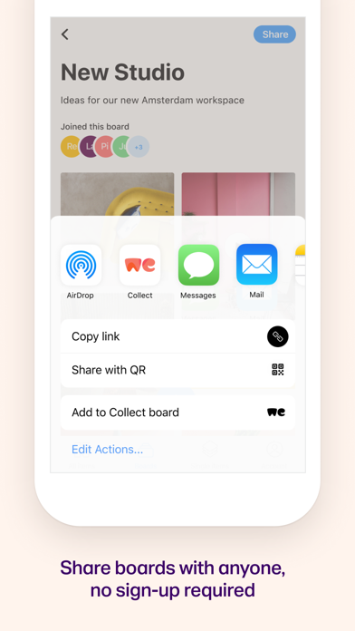 Descargar Collect: Save and share ideas para Android
