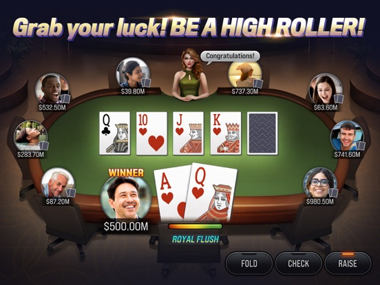 Texas Holdem : House of Poker screenshot 10