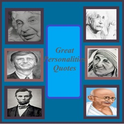 Great Personalities Quotes