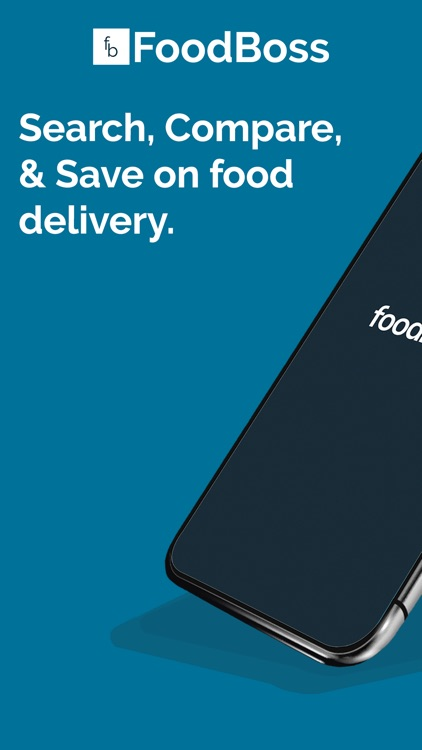 FoodBoss - Food Delivery