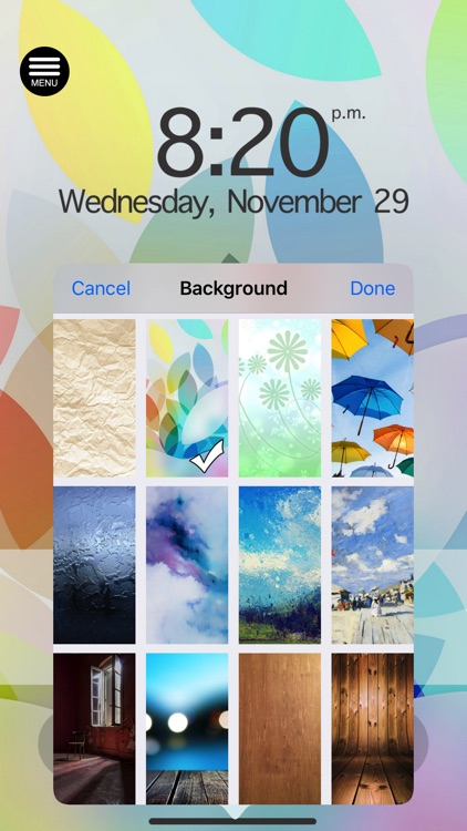 CLIPish HD Wallpaper Pro screenshot-3