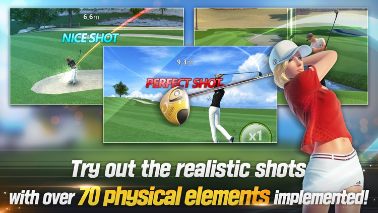 Golf Star™ screenshot-2