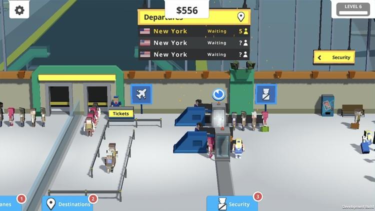 Idle Tap Airport screenshot-3