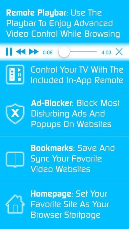 Video & TV Cast | Samsung TV screenshot-3