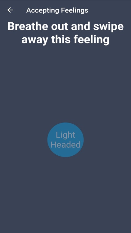 Anxiety Relief App screenshot-3