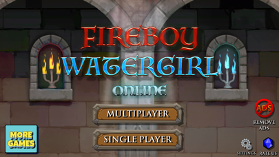 Fireboy and Watergirl: Online for windows pc