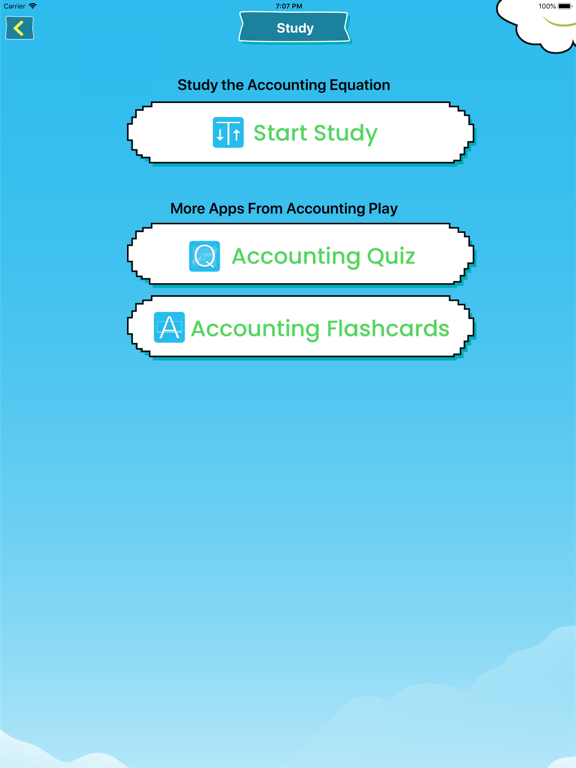 Accounting Play - Debits & Credits screenshot