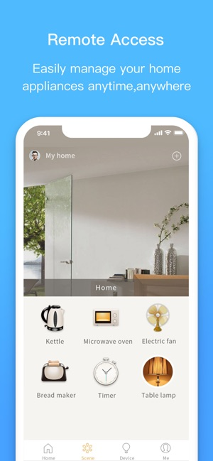 Intelligent Home Center on the App Store