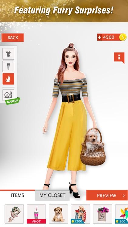 Dress Up Fashion Design Studio screenshot-5