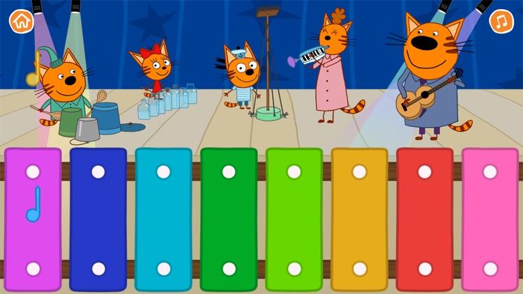 Kid-E-Cats Educational Games screenshot-8