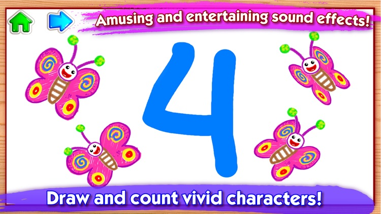 Learn Drawing Numbers for Kids screenshot-4