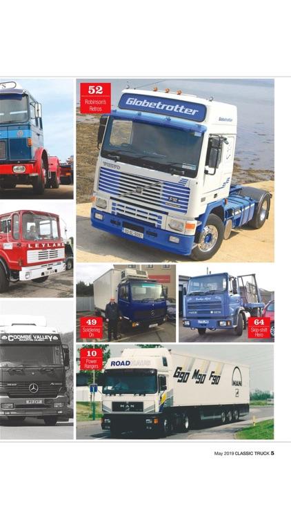 Classic Truck Magazine screenshot-4