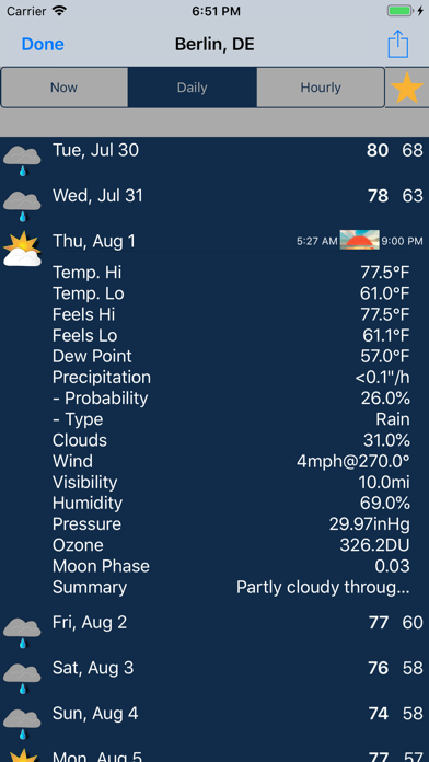 Global-Weatherのおすすめ画像5