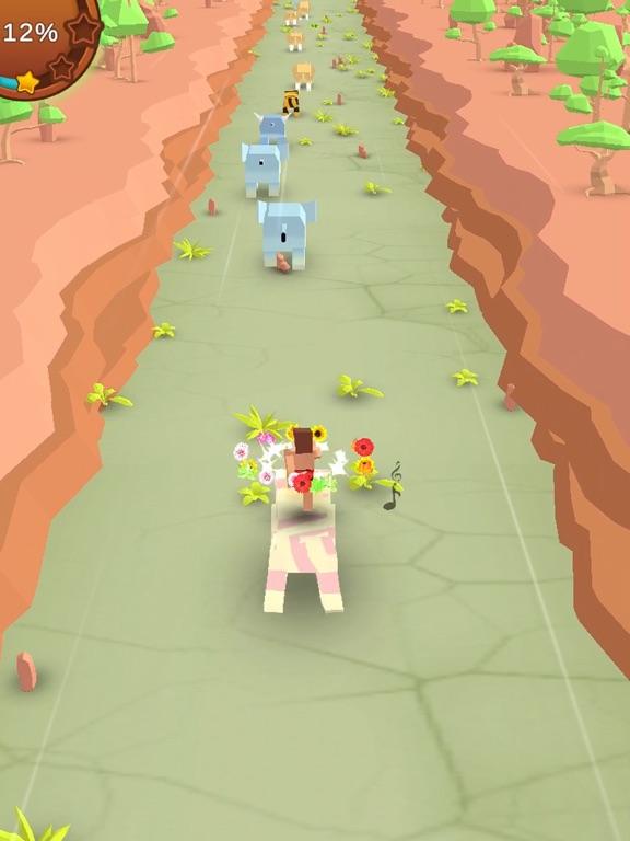 Jungle Rush 3D screenshot 6
