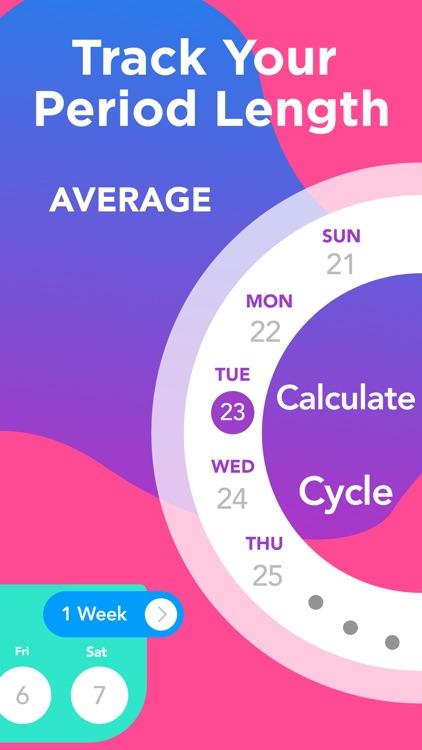 Period Tracker : Ovulation App screenshot-5