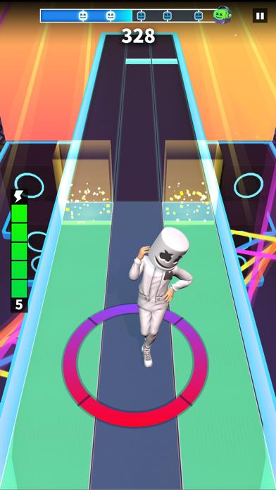 Marshmello Music Dance screenshot 1