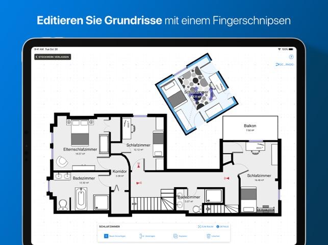 magicplan – 2D/3D Grundrisse im App Store