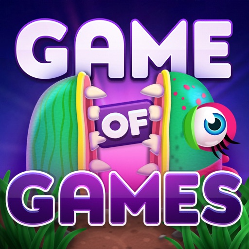 Game of Games the Game free software for iPhone and iPad