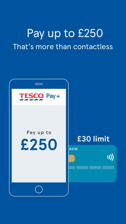 Tesco Pay+ for simple checkout screenshot-3