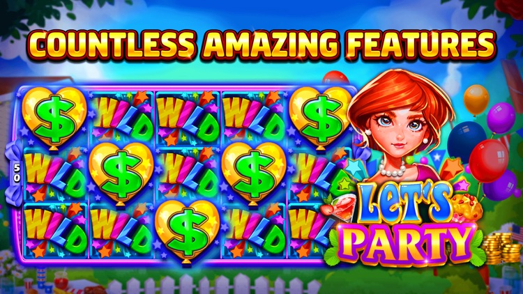 Cash Frenzy - Slots Casino screenshot-3