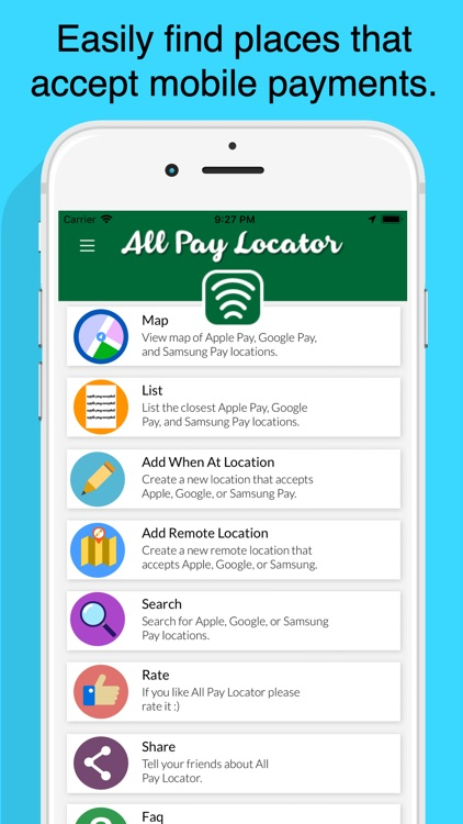 All Pay Locator