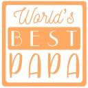 Papa Day Stickers