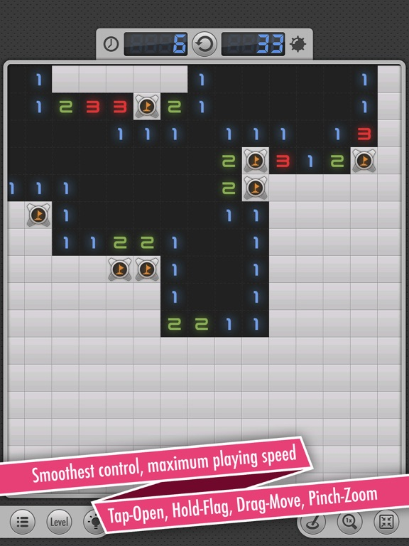 Screenshot #5 pour Démineur - Minesweeper Puzzle