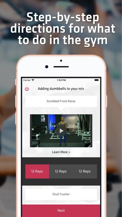 Gym Workouts For Women screenshot-4