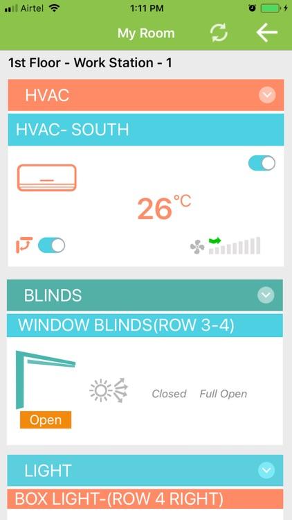 eFACiLiTY® Smart Facility App screenshot-4