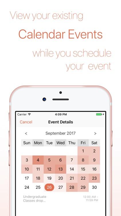 Slate Scheduler screenshot-4