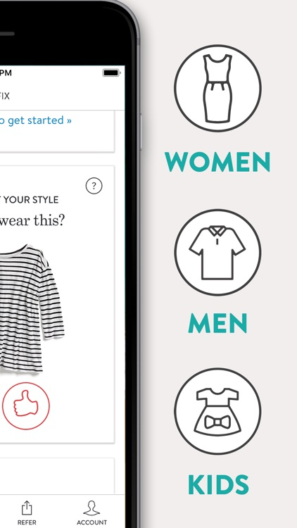 Stitch Fix: Fashion Stylist screenshot-1
