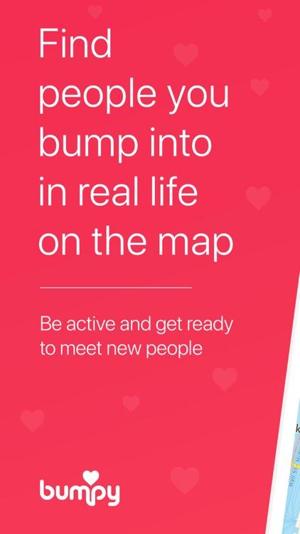 Bumpy - new Dating app