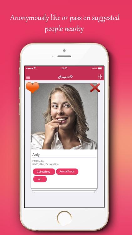 Cougar app