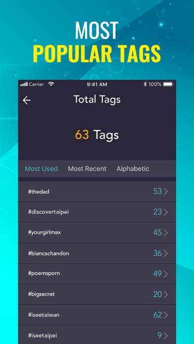 Followers Track for Instagramº Screenshot