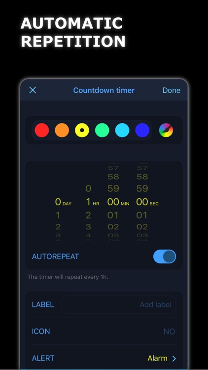 MultiTimer: Multiple timers screenshot-6