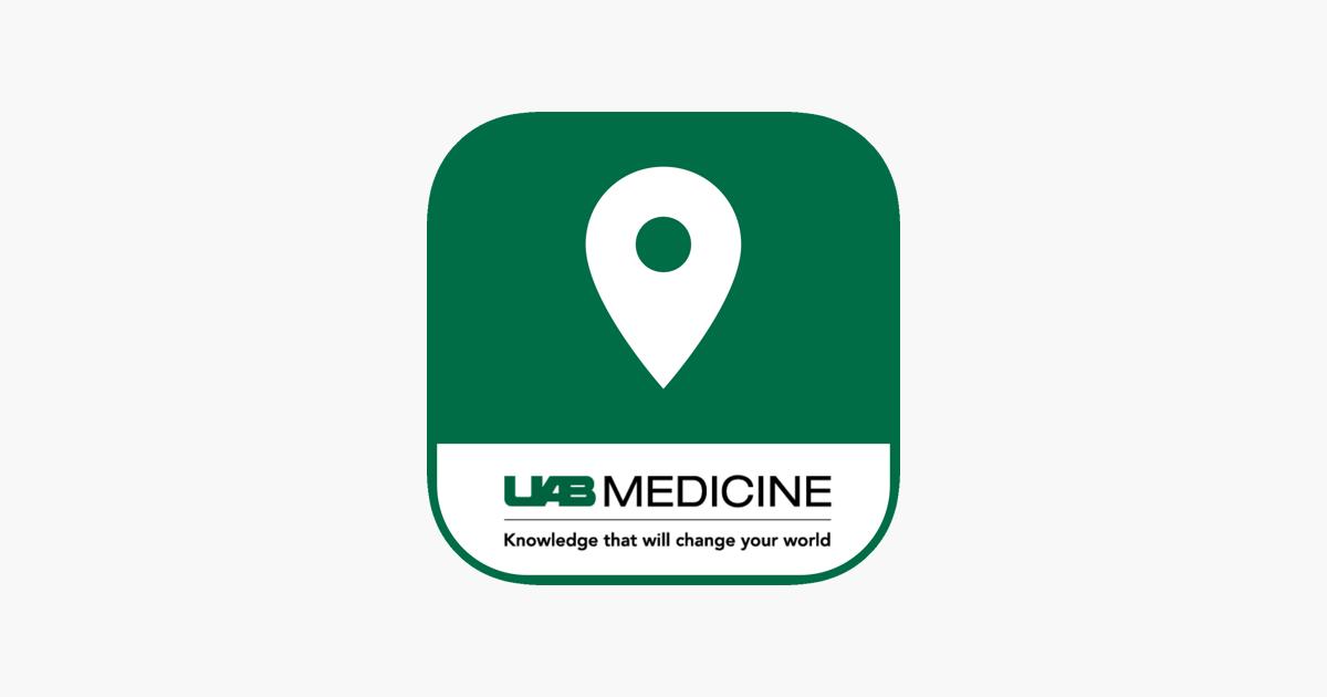 UAB Medicine Wayfinder on the App Store